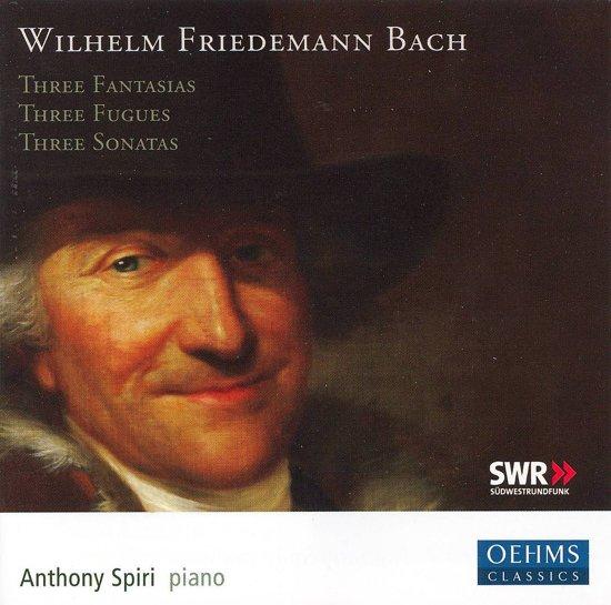 Spiri, W.F. Bach