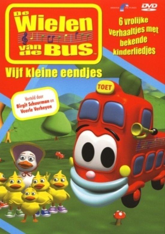 Bolcom Wielen Van De Bus Vijf Kleine Eendjes Dvd Dvds