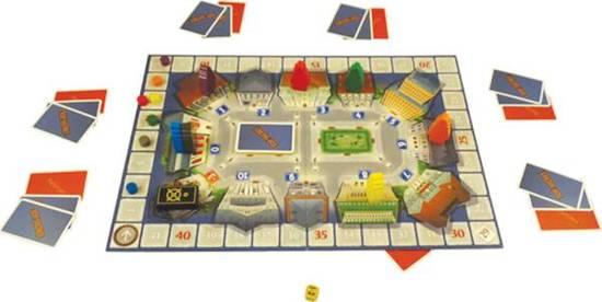 CIA bordspel 999 Games