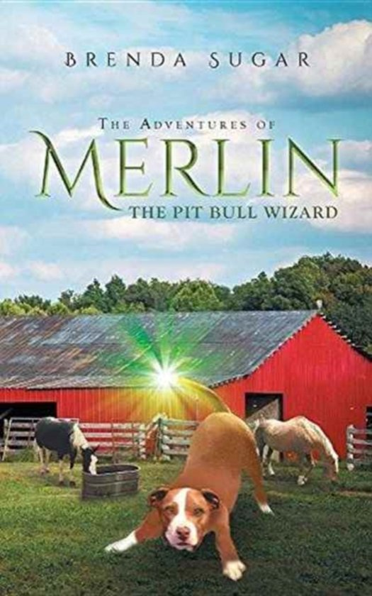 The Adventures of Merlin the Pit Bull Wizard