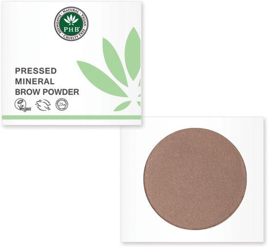 PHB Brow powder: ash blonde
