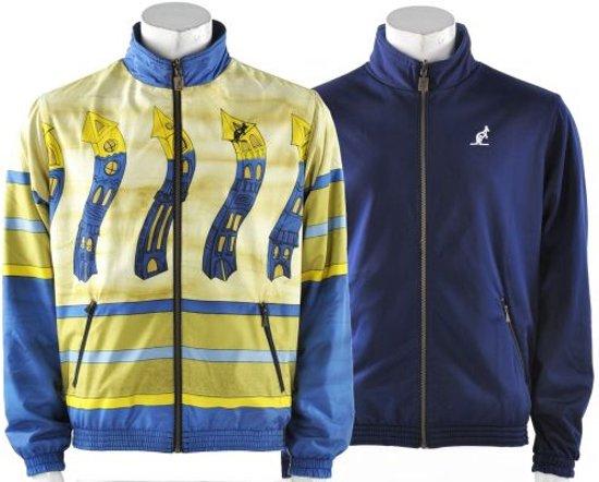 Australian - Reversible Jacket - Heren - Geel - Maat 42