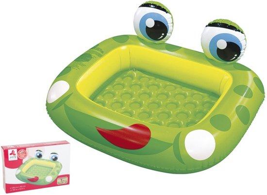 Jilo Babybad rechthoek Kermit de kikker
