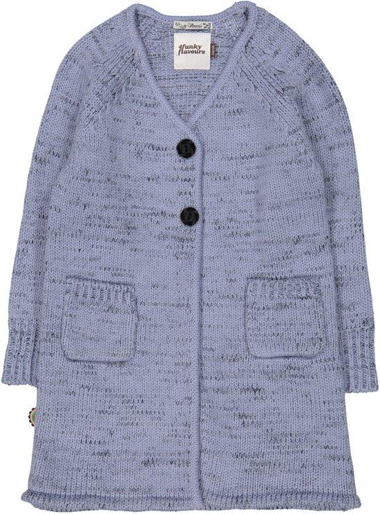 4funkyflavours Gebreide trui/sweater/vest - I Can't Turn You Loose - Maat 146-152