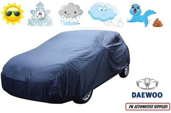 Autohoes Blauw Geventileerd Daewoo Espero 1990-1999