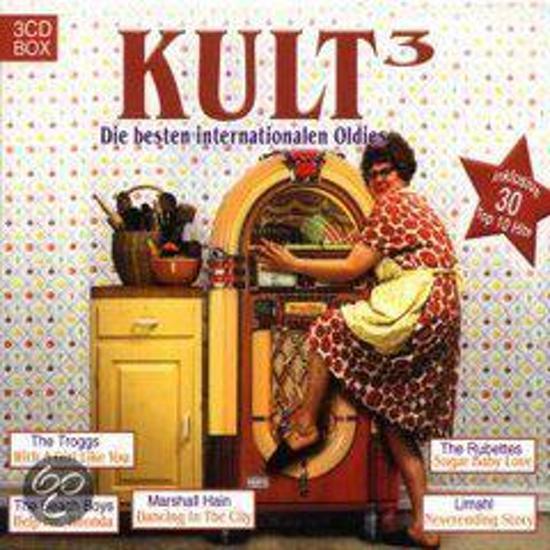 Kult3: Die Besten Internationalen Oldies