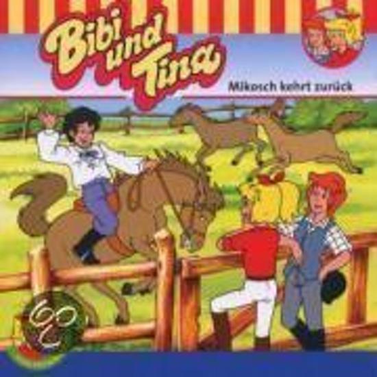 Bibi u. Tina 22. Mikosch/CD