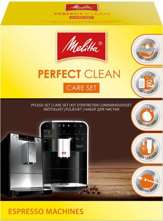 onderhoudsset espressomachines Perfect Clean