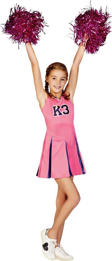 K3 Verkleedjurk Cheerleader - Maat 116