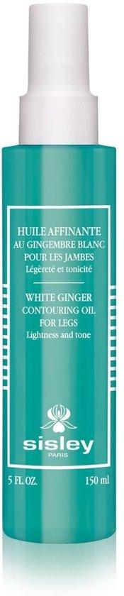 Sisley Huile Affinante au Gingembre Blanc pour les Jambes - 150 ml - Benenolie