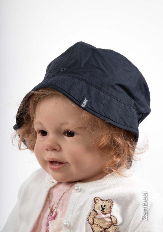 Bolcom Baby Zonnehoedje Jocko Navy 9 18 Maanden Es1203a