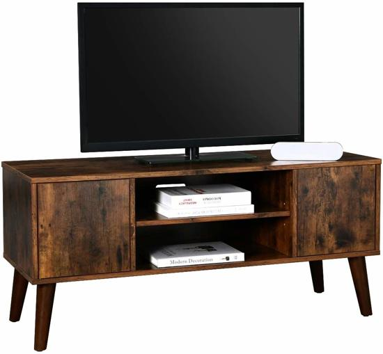 Tv Kast Wit Retro.Bol Com Nancy S Tv Kast Vintage Tv Meubel Industrieel Tv