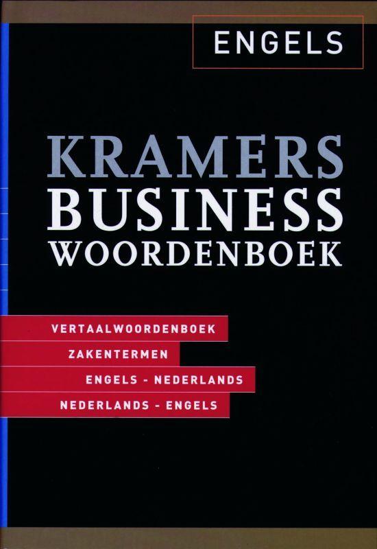 Kramers Business Woordenboek Engels-Nederlands, Nederlands-Engels