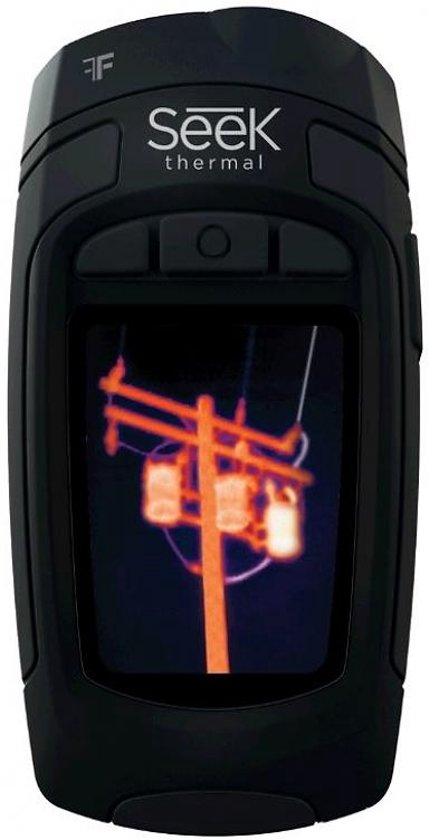 Seek Thermal Reveal XR zwart thermische camera
