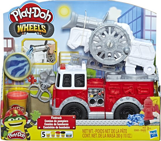 9200000113960570 - WEGGEEFWEEK // Waarom Play-Doh goed is voor de ontwikkeling & WIN