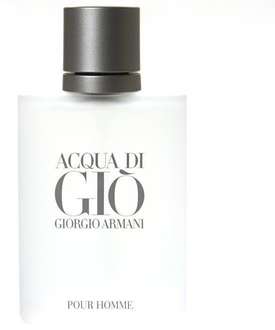 Giorgio Armani Acqua di Gio 50 ml - Eau de toilette - Herenparfum