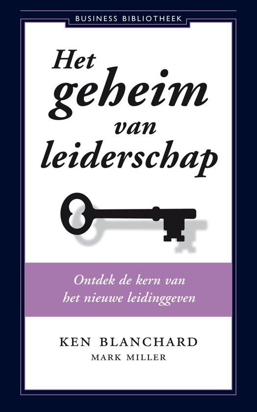 Business Bibliotheek Het geheim van leiderschap