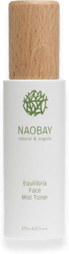 NAOBAY - Equilibria Face Mist Toner, Verfrissende en herstellende gezichtslotion - 200ml