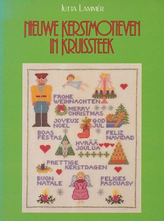 Bolcom Nieuwe Kerstmotieven In Kruissteek Lammer 9789065904522