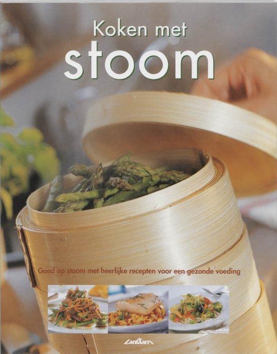 Boek cover Koken met stoom van J. Stacey (Paperback)