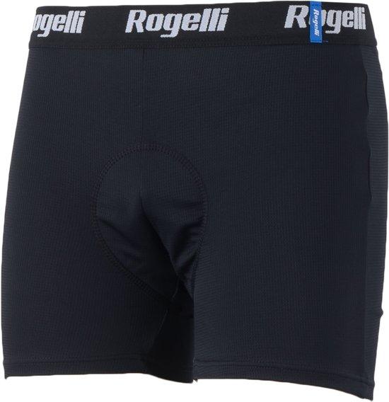 Rogelli Cycling Underwear - Fietsondergoed - Maat L - Dames - Zwart/Wit