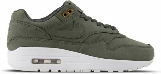 nike air max 1 dames groen