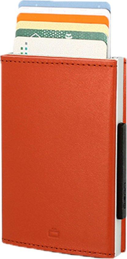 8045a98de1f Ogon Designs Cascade Wallet - Uitschuifbare RFID Cardprotector – Oranje