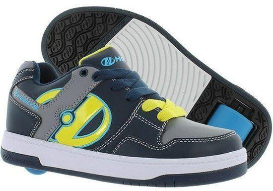 9bf846dc322 bol.com | Heelys Rolschoenen - Sneakers - Kinderen - Maat 35 - Blauw ...