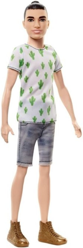 Barbie Ken Fashionistas Cactus Cooler - Barbiepop