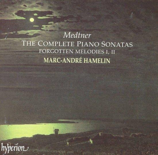 Medtner: Complete Piano Sonatas, etc / Marc-Andre Hamelin