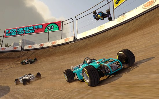 Trackmania Turbo PS4