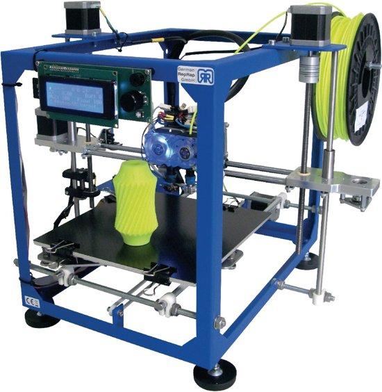 f7aaa98a70d German Reprap RR100440 Protos V3 Dual Extruder 3D Printer Ful Kit voor  €19,95
