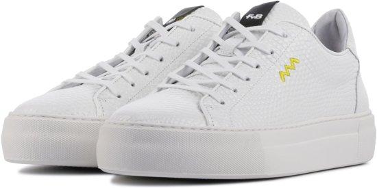 Floris Van Bommel Vrouwen Sneakers - 85297 Wit