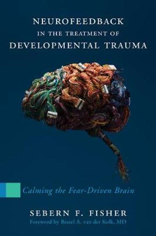 Boek cover Neurofeedback in the Treatment of Developmental Trauma van Sebern F. Fisher (Hardcover)