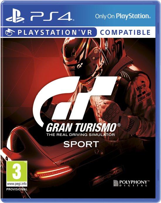 Gran Turismo GT Sport - PS4