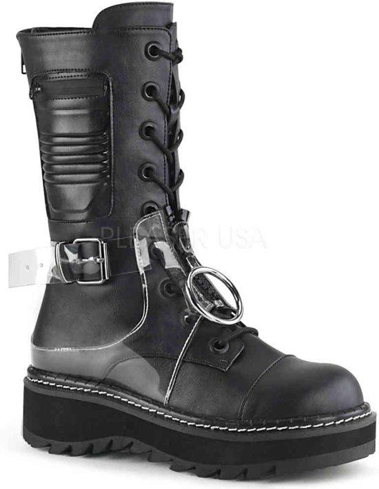 Demonia Laarzen 36 Shoes LILITH 271 Zwart