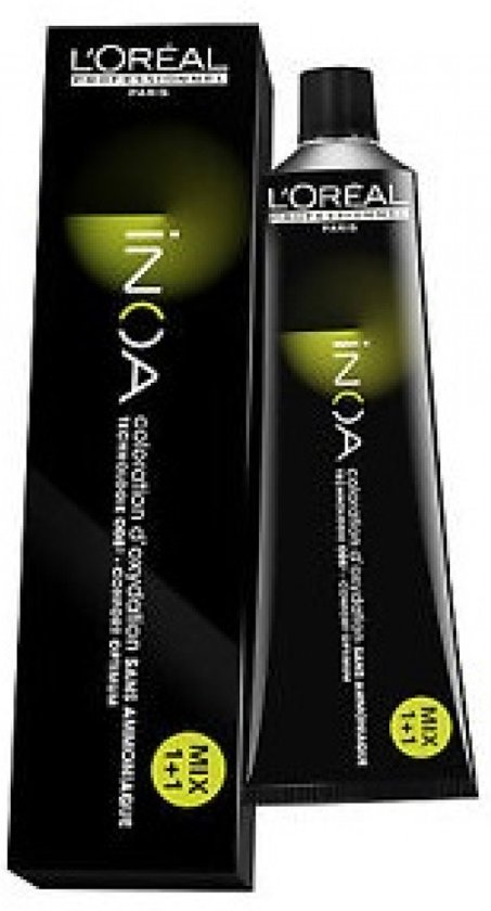 L'Oréal Paris (public) Inoa 5.25 haarkleuring Bruin 60 ml