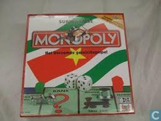 Afbeelding van het spel Surinaams Monopoly Spel