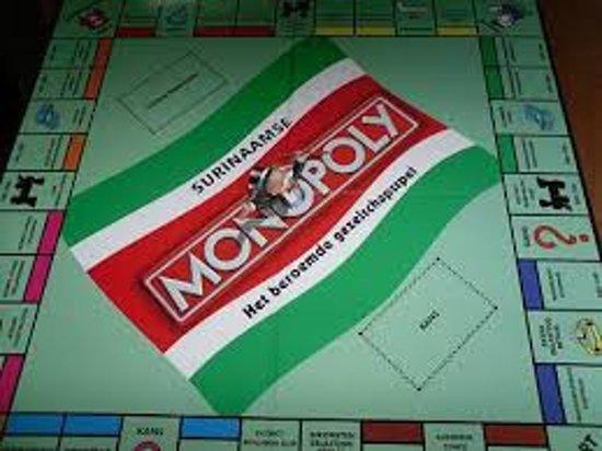 Thumbnail van een extra afbeelding van het spel Surinaams Monopoly Spel