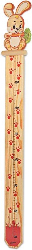 Groeimeter konijn hout | Bartolucci