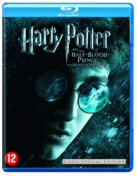 Harry Potter And The Half-Blood Prince (Blu-ray) (Special Edition)
