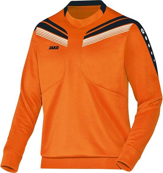 Jako Sweater Pro - Sporttrui -  Heren - Maat M - Oranje