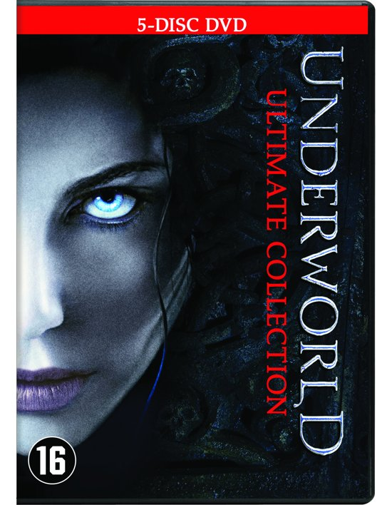 DVD cover van Underworld 1 t/m 5 Ultimate Collection