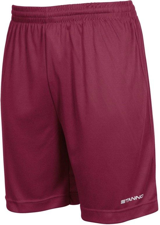 Stanno Field Voetbalshort - Shorts  - rood donker - 152