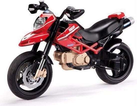 Bolcom Imaginarium Ducati Hypermotard 12v Elektrische Motor
