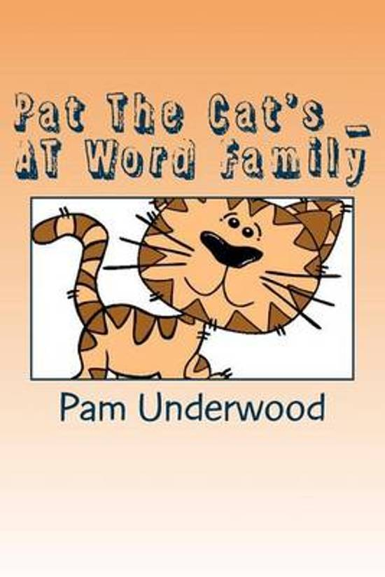Pat the Cat's _At Word Family
