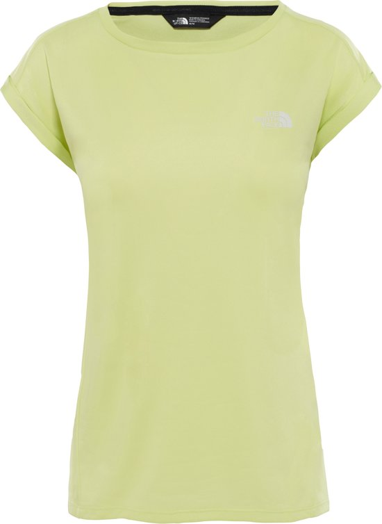 Tanken The Green Tank Face Sportshirt DamesExotic North A4jL5R