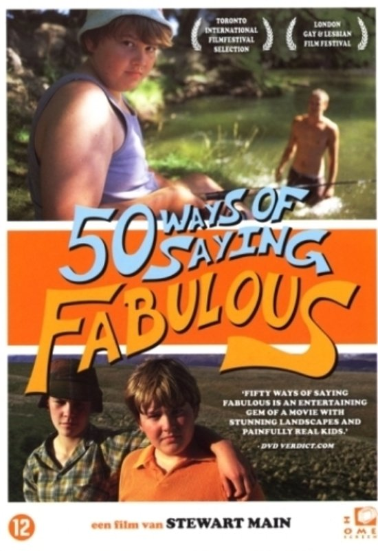 Cover van de film '50 Ways Of Saying Fabulous'