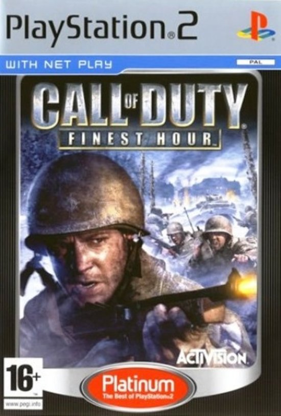 Call Of Duty-Finest Hour