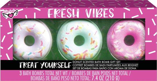 Fashion Angels Fresh Vibes Bruisballen Donuts 3st.